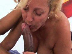 Brazilian granny simone