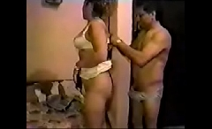 Intercambio de esposas em casa